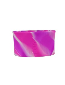 Pura Kiki Medical Grade Silicon Sleeve Small Size Pink Swirl.
