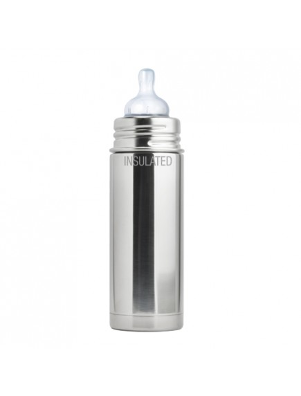 Pura Kiki 9oz Natural Vaccum Insulated Feeding Bottle By Montyybucks Inc.