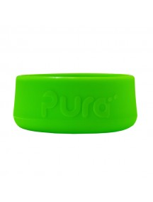 Pura Kiki Silicone Bottle Bumper Green - for 5oz, 9oz, 11oz Pura Stainless steel Bottle
